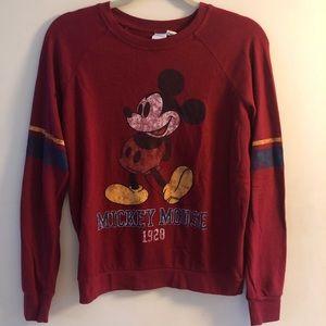 DISNEY Mickey Mouse 1928 Sweat Shirt